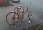Bondage bike