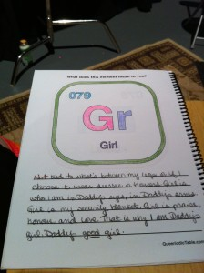 Girl page