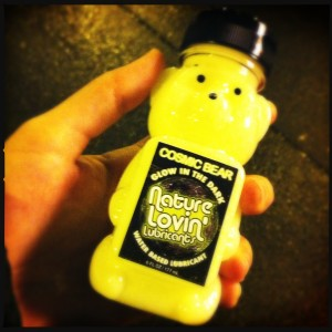 Cosmic Bear Lube