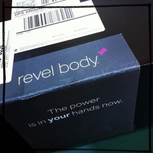 Revel Body Shipping Box