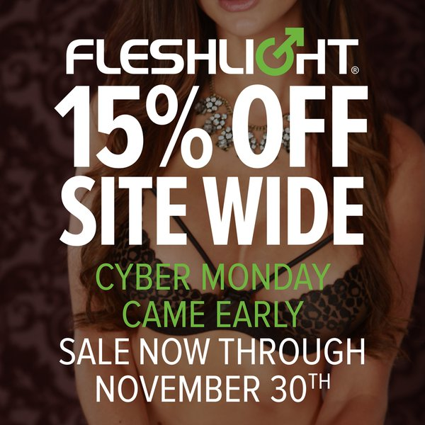 Fleshlight Holiday Sale